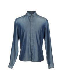 Джинсовая рубашка Patrizia Pepe 42652986AG