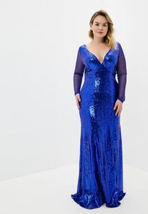 Платье Goddiva Size Plus GO015EWIYDA5B260