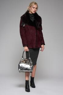 sheepskin coat VESPUCCI BY VSP 5050128