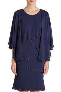 Коктейльное платье Gina Bacconi 4070322