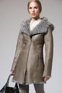 sheepskin coat VESPUCCI BY VSP 5022754