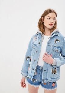 Куртка джинсовая FORTE DEI MARMI COUTURE fdmc-ss19-6101
