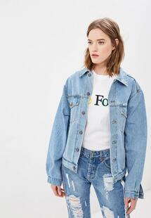Куртка джинсовая FORTE DEI MARMI COUTURE fdmc-ss19-6348