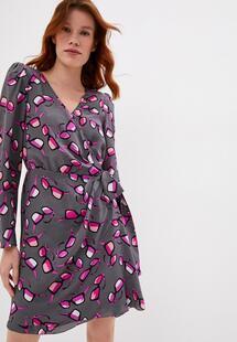 Платье ea7 EM598EWJUQH7I400
