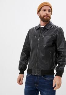 Куртка кожаная Pepe Jeans PE299EMJVSN0INS