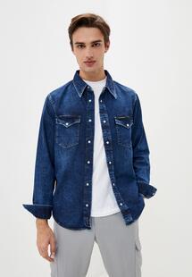 Рубашка джинсовая Calvin Klein CA939EMJTOD4INM
