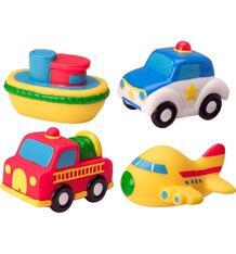 Игрушки для ванной Alex Транспорт в сумке 5 шт 2464706