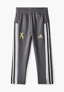 Брюки спортивные Adidas AD002EBJMBB8CM140