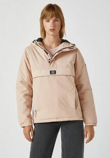 Куртка утепленная Pull&bear IX001XW00O0LINXS