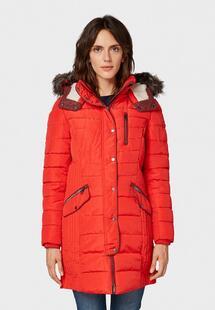 Куртка утепленная Tom Tailor TO172EWGBKR5INS
