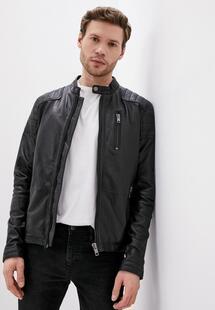 Куртка кожаная Urban Fashion for Men MP002XM0QVC0R540