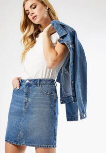 Юбка джинсовая Dorothy Perkins DO005EWJEBM3B060