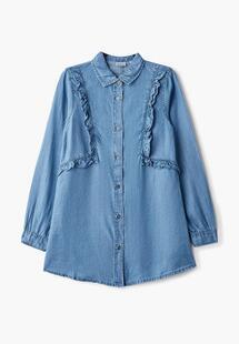 Рубашка джинсовая BluKids 5224573