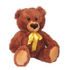 Мягкая игрушка СмолТойс Мишка 60 см цвет: коричневый 10373036