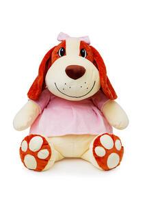Мягкая игрушка СмолТойс Собачка Сонечка 47 см 12054298