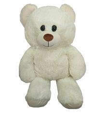 Мягкая игрушка СмолТойс Медвежонок 70 см цвет: белый 9004453