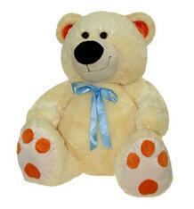 Мягкая игрушка СмолТойс Медведь 59 см цвет: бежевый 9007243