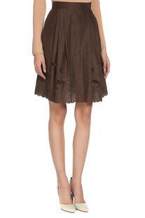 Расклешенная юбка с потайной молнией Max Mara 9155815