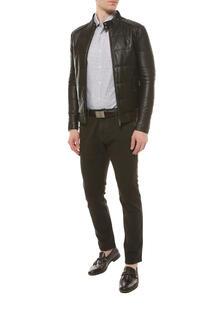 Куртка кожаная U.S. Polo Assn. 12948726