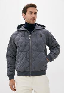 Куртка утепленная Trussardi jeans TR016EMKOPS4I540