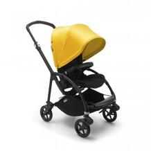 Прогулочная коляска Bee6 Complete Black/Lemon Yellow, черный/желтый лимон Bugaboo 633618