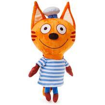 Мягкая игрушка СмолТойс Три Кота Коржик 43 см 13428022