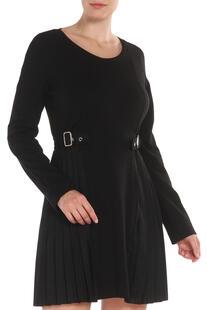 Полуприлегающее платье с длинными рукавами Max Mara 13072686