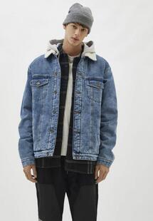 Куртка джинсовая Pull&bear IX001XM009R0INM