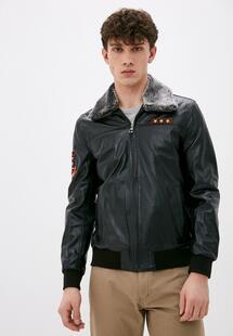 Куртка кожаная GIORGIO DI MARE GI031EMLDFA9INL