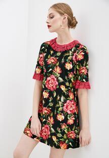 Платье Dolce&Gabbana DO260EWLFQJ9I380