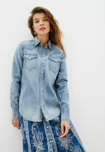 Рубашка джинсовая Polo Ralph Lauren PO006EWJRJG3INS