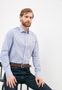 Рубашка Trussardi jeans TR016EMMBUN6CM420