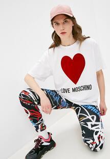 Футболка Love Moschino LO416EWLSZM7I440