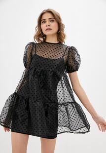 Платье MISSGUIDED MI033EWLSLL4B140
