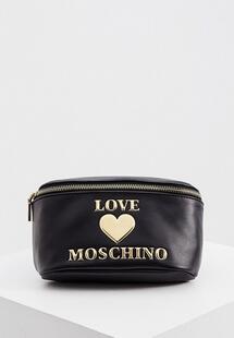 Сумка поясная Love Moschino LO416BWMBQV6NS00
