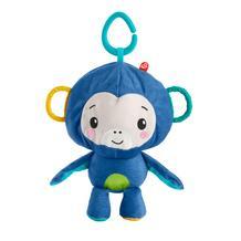 Подвесная игрушка Fisher-Price Обезьянка 2 в 1 Fisher Price 13623790