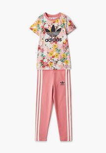Костюм спортивный Adidas AD093EGLVUF0CM122