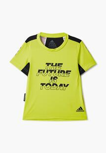 Футболка спортивная Adidas AD002EBLWJS8CM116