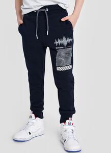 Трикотажные брюки для мальчиков O`Stin 185155500299