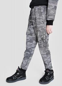 Трикотажные брюки для мальчиков O`Stin 185155450299