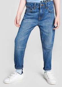 Базовые джинсы для мальчиков O`Stin 185149690299