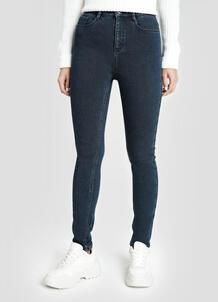Утеплённые джинсы со стиркой O`Stin 182145030299