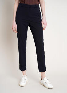Прямые брюки с манжетами O`Stin 181602310299