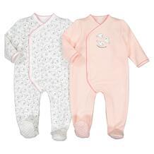 Комплект из 2 пижам цельных LaRedoute 35018282515