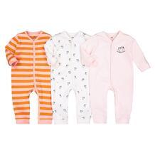 Комплект из 3 цельных пижам LaRedoute 35019962913