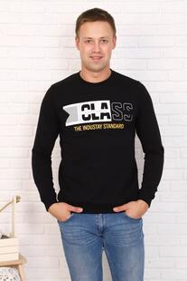 Толстовка мужская Егор (черная) Инсантрик 45082