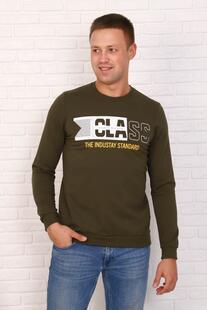 Толстовка мужская Егор (хаки) Инсантрик 45080