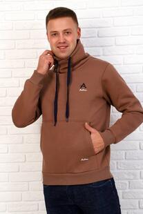 Толстовка мужская Том (коричневая) Инсантрик 45673