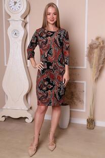Платье трикотажное Энн Инсантрик 47296