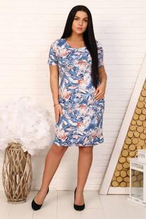 Платье вискозное Гарнет Инсантрик 48378